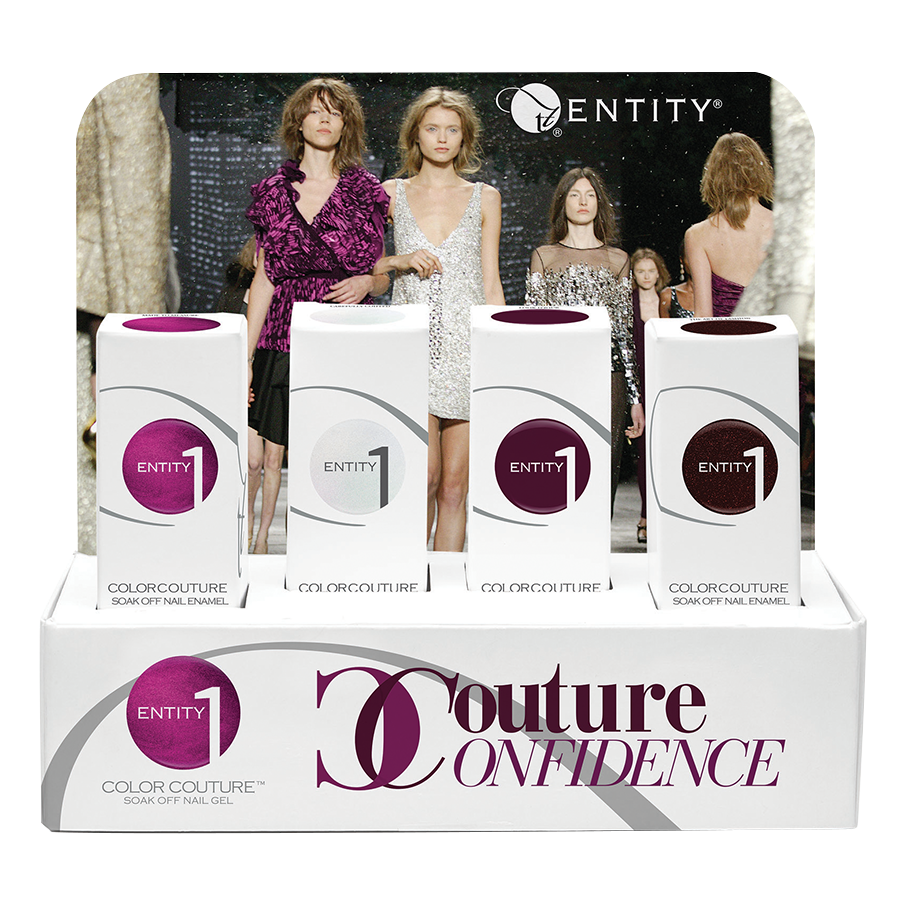 4pc Couture Confidence Display Winter 2016 Collection